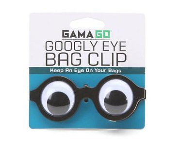 Googly Eyes Chip Bag Clip pack