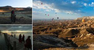 Guy Backpacks Around 60 Countries Over Three Years