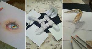 Iantha Naicker 3D Drawings