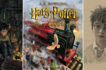 Illustrated Edition Of Harry Potter And The Sorcerers Stone