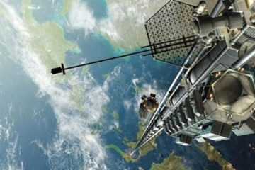 Inflatable Space Elevator
