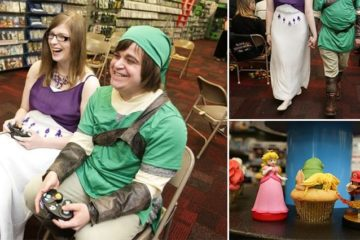 Marriage In Game Store Pennysylvania