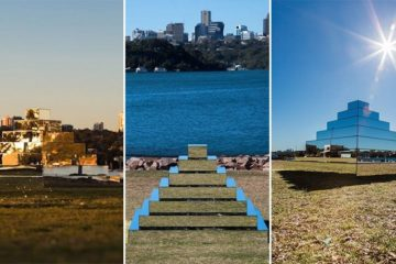 Mirrored Sculpture Sydney
