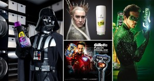 Movie Characters Endorsments Of Products