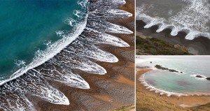 Mysterious Beach Cusps
