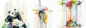 Philipp Grein Animal Watercolors