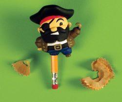 Pirate Peg Leg Sharpener