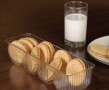 Plastic Tray Style Serving Dish