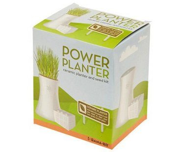 Power Plant Seed And Planter Kit box