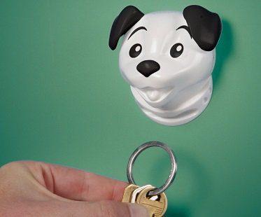 Puppy Magnetic Key Holder