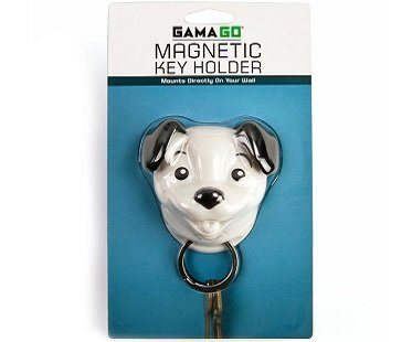 Puppy Magnetic Key Holder pack