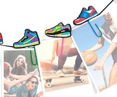 Sneaker Clip Picture Hangers