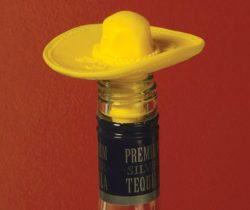 Sombrero Hat Bottle Stopper