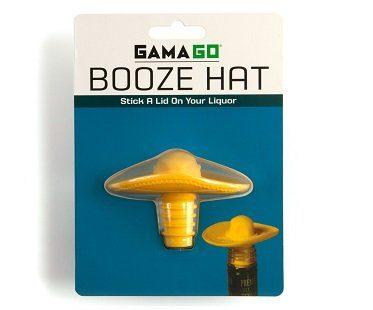 Sombrero Hat Bottle Stopper pack