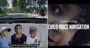 Swedish GPS Speaks In Kid's Voice