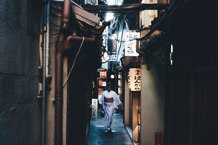 Takashi Yasui street