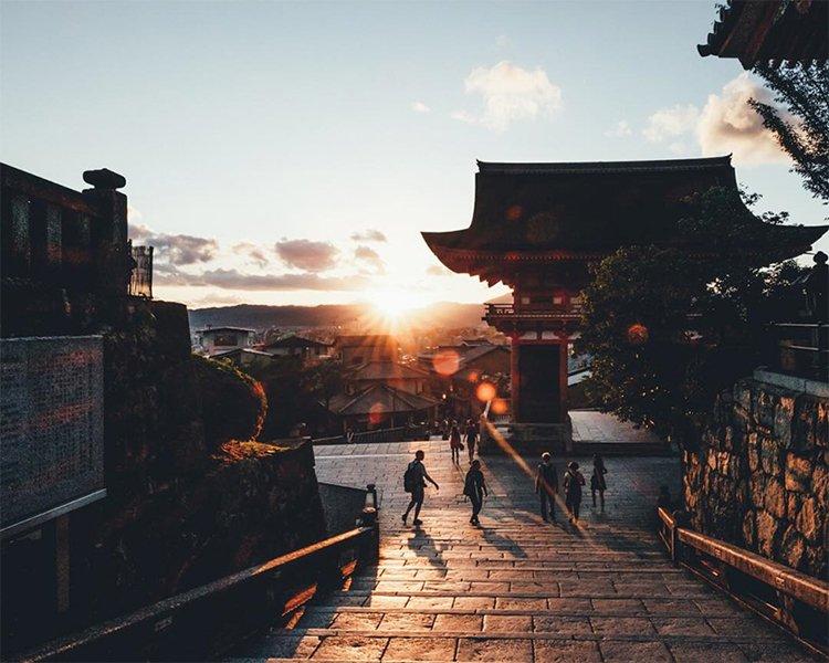 Takashi Yasui sunrise