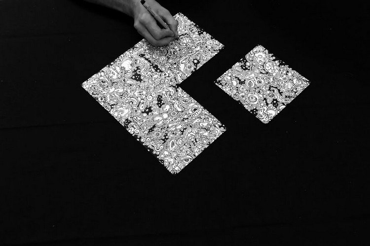 artwork squares