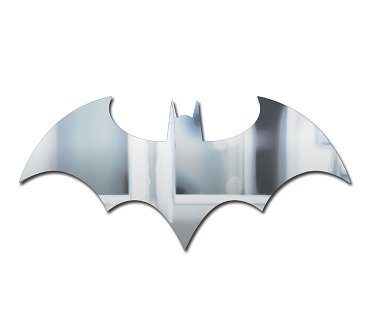 batman mirror logo