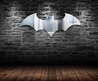 batman mirror