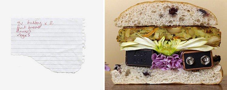 battery sandwich