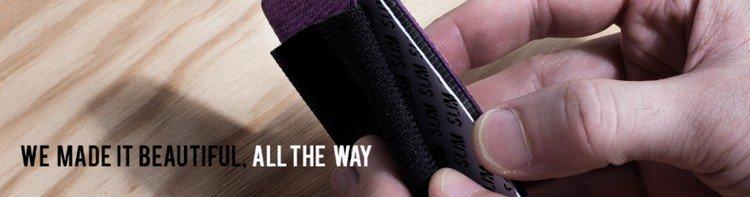 beautiful slim wallet