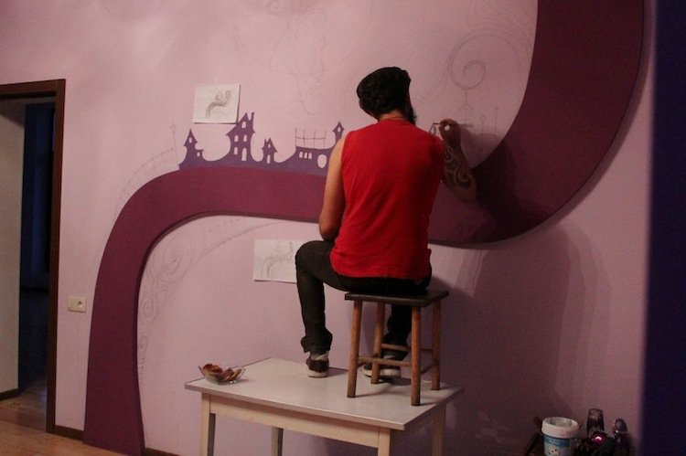 bedroom-painter