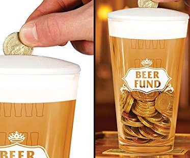 beer fund money box drink