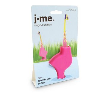 bird toothbrush holder bella
