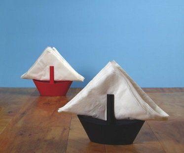 boat napkin holder