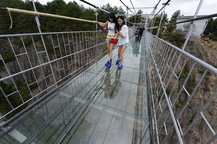 bridge-walking