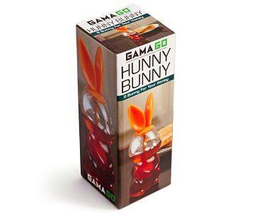 bunny rabbit honey jar box