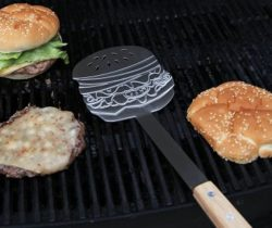burger shaped spatula
