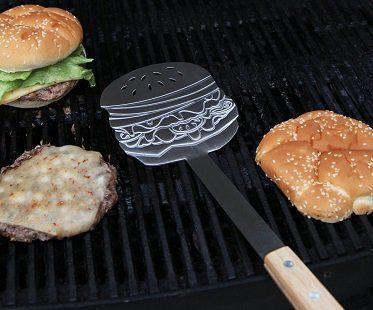burger shaped spatula