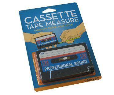 cassette tape measure pack