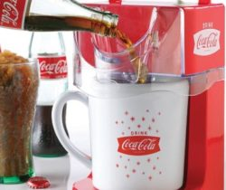 coca cola slushie maker