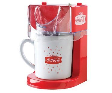 coca cola slushie maker frozen