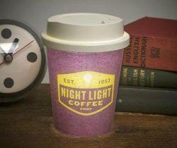 coffee cup night light