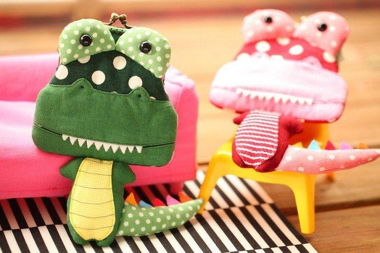 crocodile clutch purses