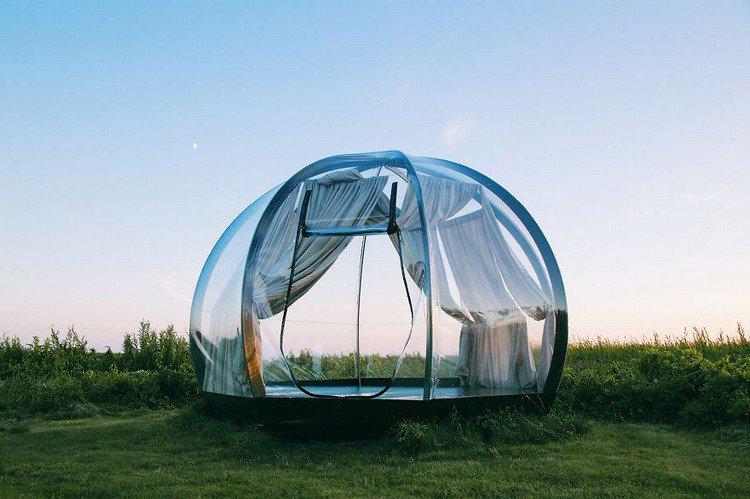 dome outdoors door