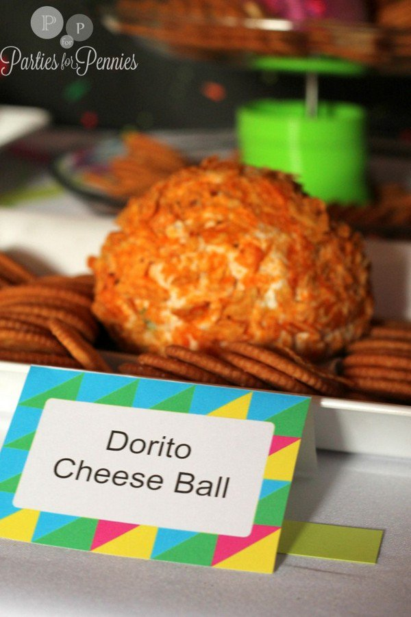 dorito cheeseball