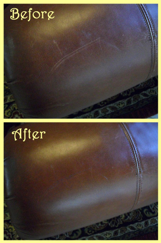 fix leather