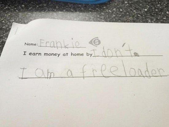 frankie freeloader