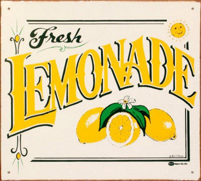fresh lemonade logo