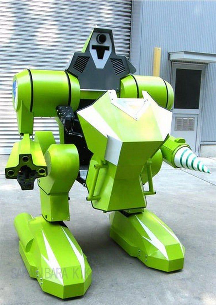 giant robot japan