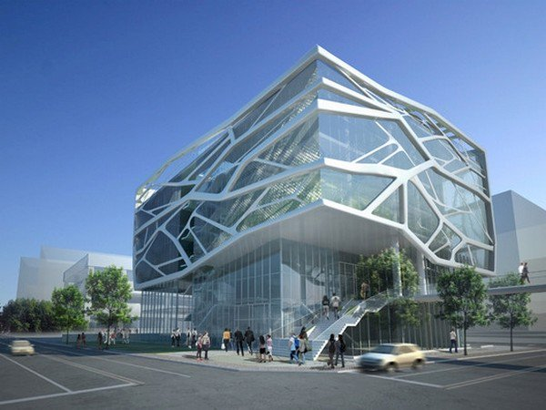 building facades hall incredible globe around archdaily amaze these