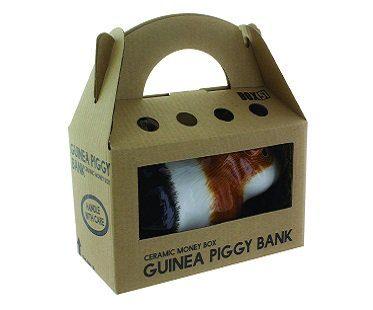 guinea piggy bank money box