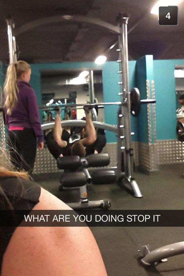 gym-press