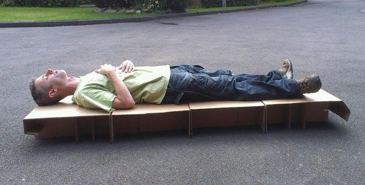 Community Activist Designs Bed For Homeless People To Get ...