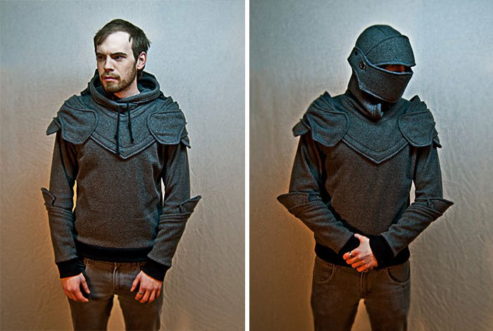 12 Of The Coolest Hoodie Designs Around